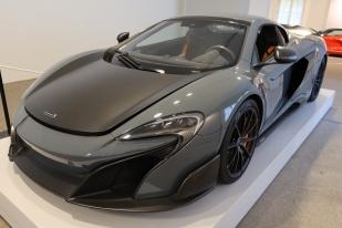 2015 McLaren 675 LT MSO