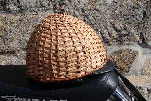 Wicker helmet