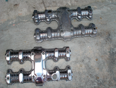 Replacement valve cover