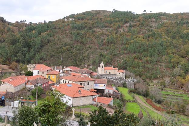 Northern part of Sistelo