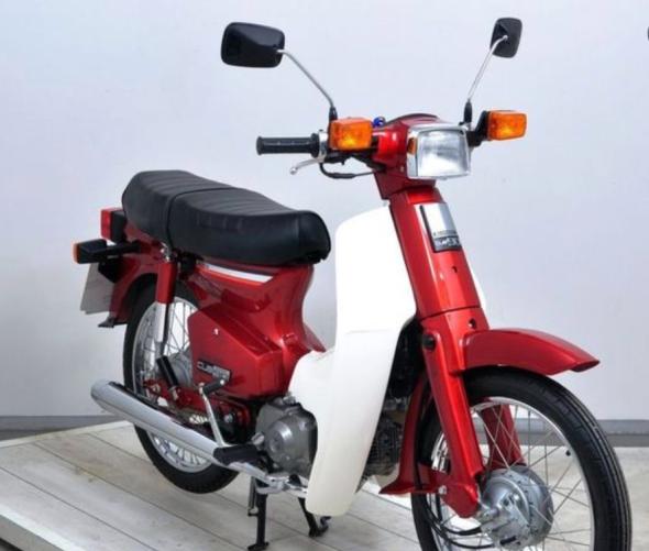 Honda C90 Cub (rectangular headlight)