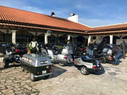 """Lunch stop at """"A Cernelha"""""""