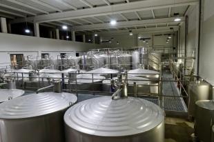Large vats