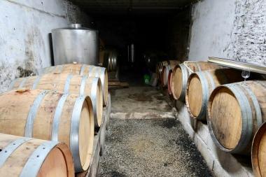 Barrels of Moscatel