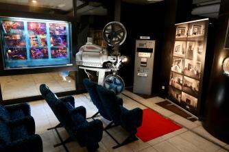 Original movie projector
