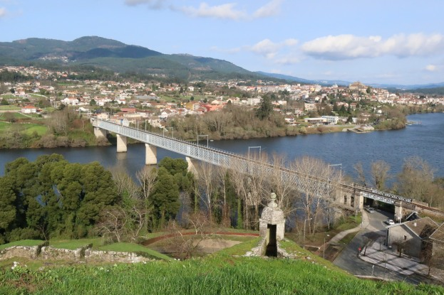 Bridge seen from the fortress