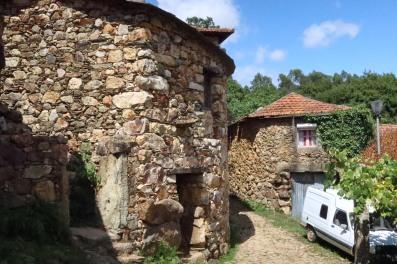 Couce village