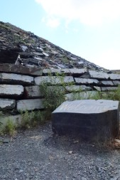 Schist quarry